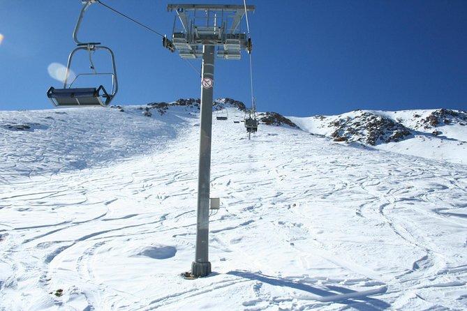 Full-Day Skiing på Oukaimeden Resort fra Marrakech