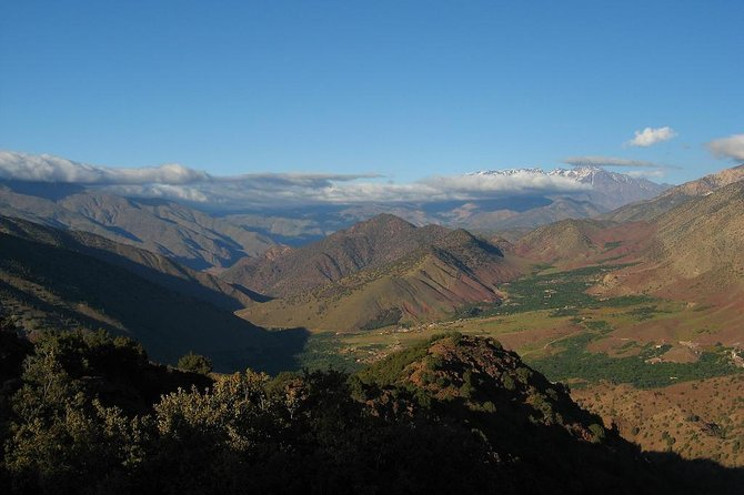 day trip from marrakech to 4 valleys in atlas mountains
