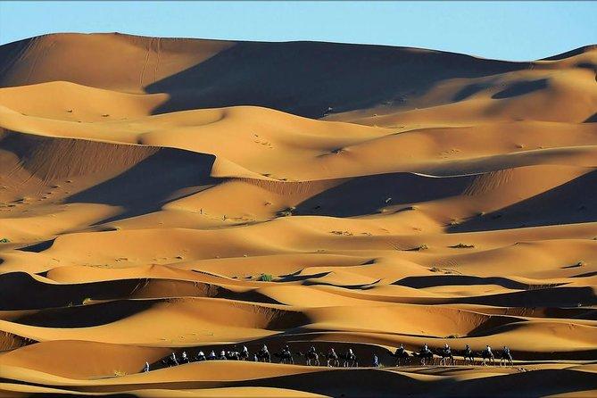 2-Night Merzouga Desert Tour vanuit Marrakech inclusief Camel Ride en Desert Camp