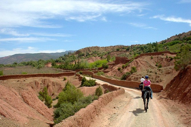 2-Day Horseback Riding in Morocco's Atlas Mountains from Marrakech