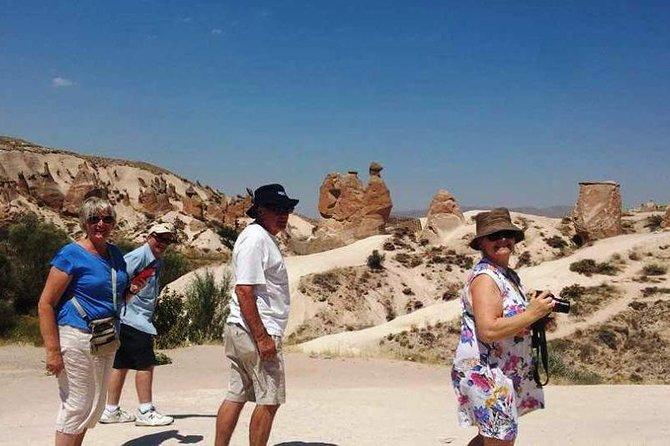 Tour of Turkey In 8-Days: Cappadocia Ephesus Pamukkale From Istanbul