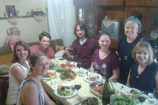 Excursión de un día desde Kusadasi de Éfeso y almuerzo en la casa de un aldeano local