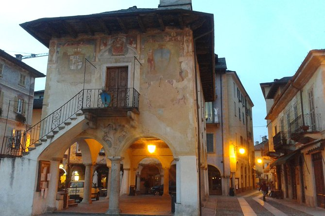 Discover lake Orta - Private tours from Stresa, Baveno, Verbania