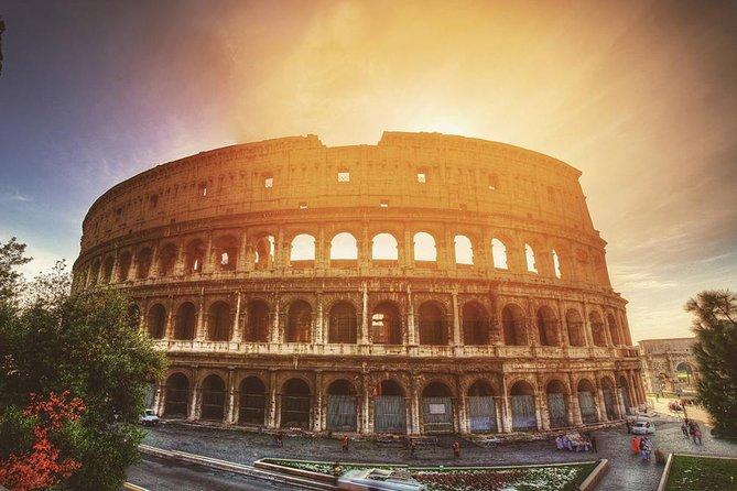 Private Rome Shore Excursion from Civitavecchia Cruise Terminal