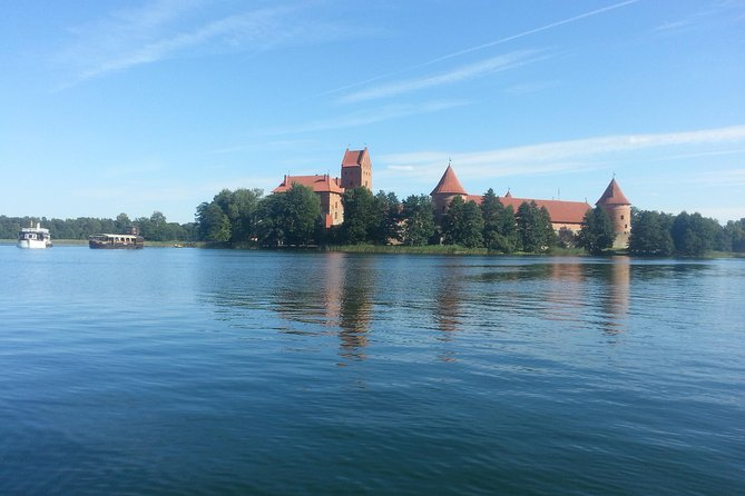 Day tour out of Vilnius: Paneriai holocaust park,Trakai castle, medieval Kernave