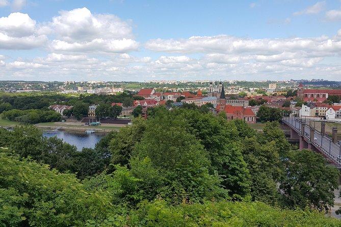 Day tour out of Vilnius: Paneriai holocaust park,Trakai castle, Kaunas