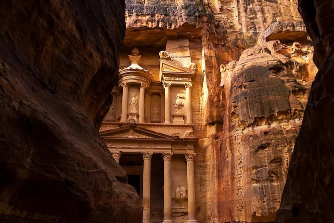 Private Full-Day Petra Tour with Lunch from Amman