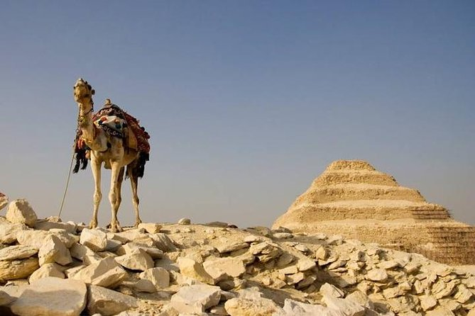 3-night Cairo, Pyramids, and Great Sphinx tour