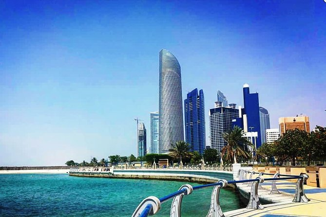Abu Dhabi without lunch from Dubai