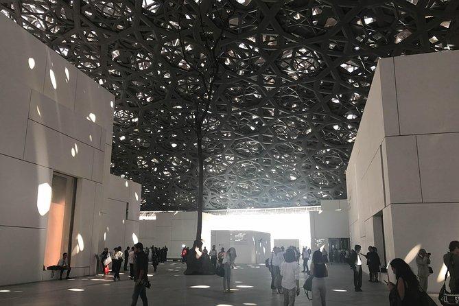 Abu Dhabi city tour & Louvre Museum from Abu Dhabi