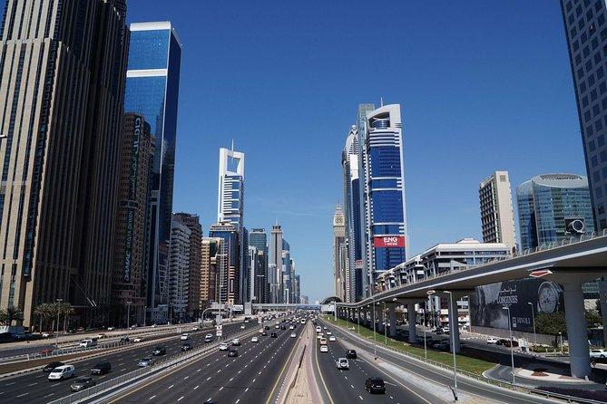 Dubai Modern City Tour with Mono Rail