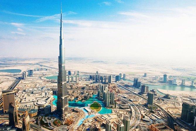 Excursão de dia inteiro em Dubai com almoço no Fountains saindo de Abu Dhabi