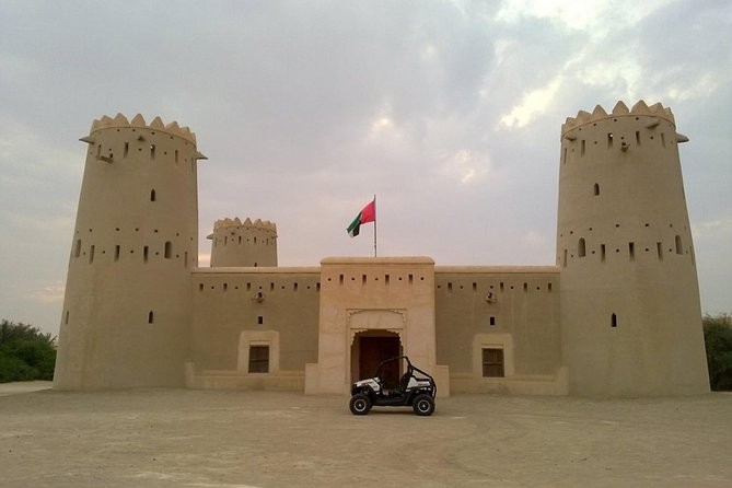 Full Day LIWA 4x4 Safari With Lunch Included From Abu Dhabi