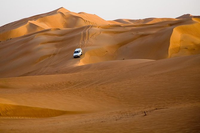 Wahiba Sands and Sur Full Day Private Tour from Muscat