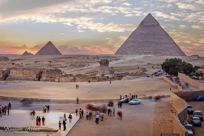 8 DAYS - 5 STARS Deluxe Egypt Tour ( Cairo & Cruise )