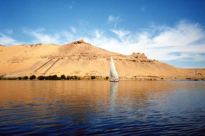3 Night 4 Day Luxor and Aswan Nile Cruise From Aswan