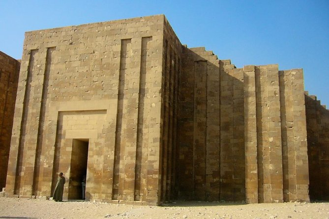 Private Dahshur and Memphis and Saqqara Day Tour from Cairo with Private Tour Guide