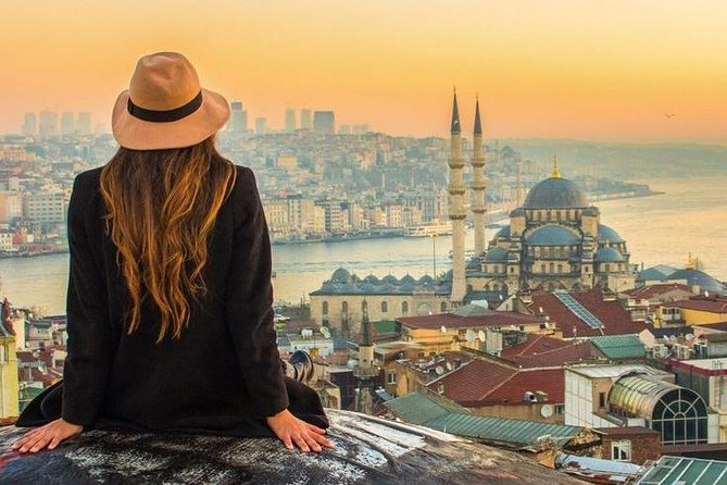 Istanbul Layover Day Tour