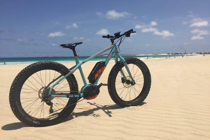 E-Bike Tours i Boa Vista, Cape Verde
