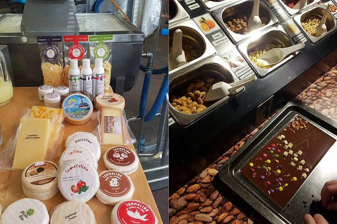 Cheese & Chocolate tour with private tourguide - starts from Basel