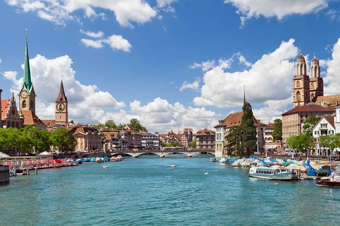 Zürich city tour - 4 hours - with private and local tourguide