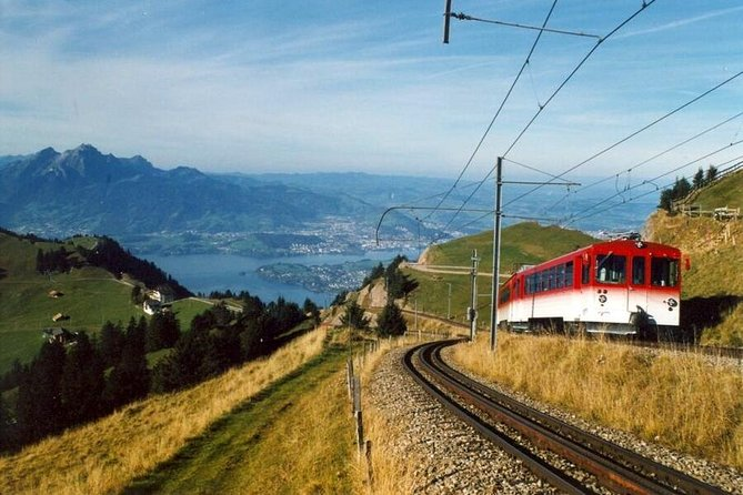 Mount Rigi with Lake Cruise Private Tour from Basel