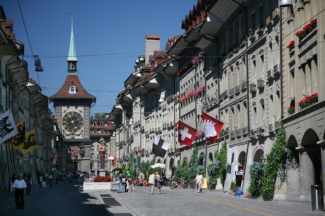 Bern Capital City Private Tour from Zürich
