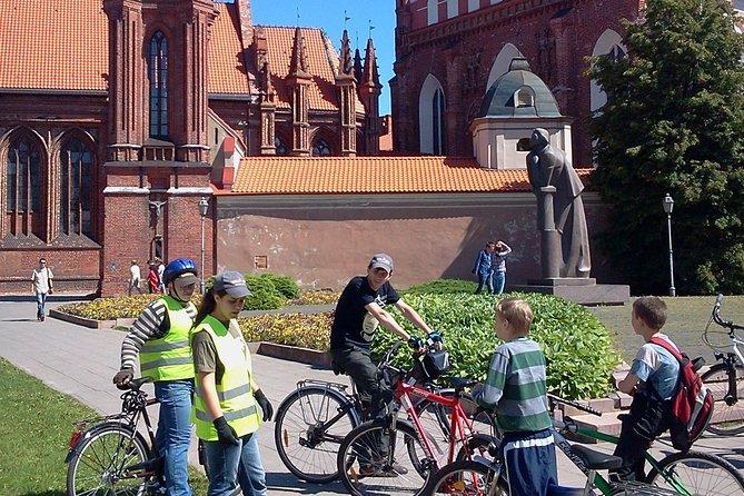 Highlights of Vilnius - Short City Bike Tour