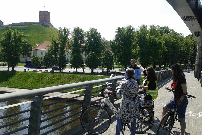Alle Aspekte von Vilnius - Die definitive Stadttour mit dem Fahrrad