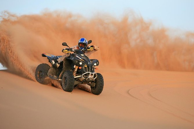 Ras Al khaimah 2-Hour Quad Biking Tour