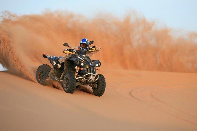 2-Hour Quad Biking Tour From Dubai