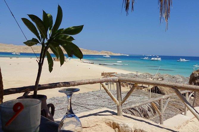 Isla de ensueño de Hurghada