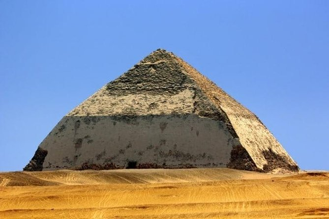 Pyramids and Sphinx, Sakkara, Memphis, and Dahshur (With Private Guide and Car)