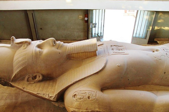 Dahshur, Memphis, And Sakkara private full day trip from/to your (Hotel/Address)