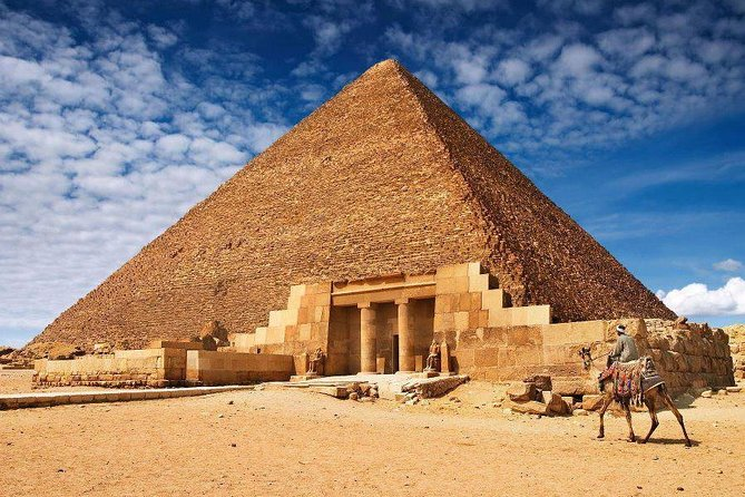 Cairo Transit Tours From Cairo International Airport