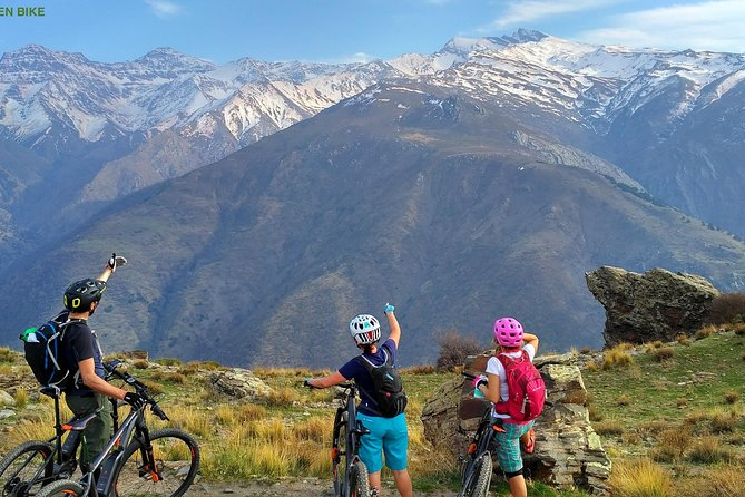 PRIVATE Off-road E-Bike Tour to the top of Sierra Nevada: 3396 meters-11000ft
