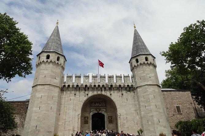 Istanbul osmanniske arv - halvdags eftermiddagstur