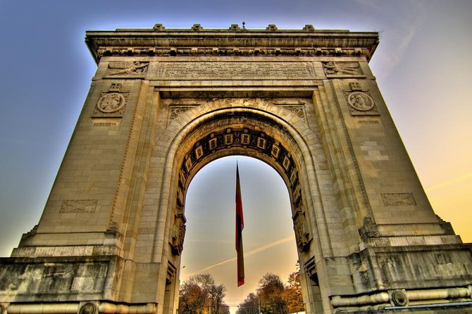 Romanian Arch of Triumph