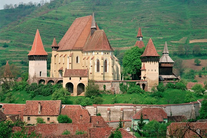3-Day Private Tour of Medieval Transylvania from Bucharest