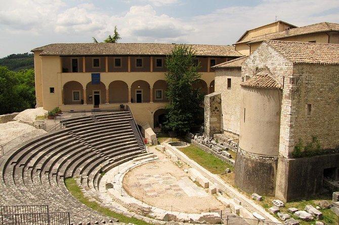 Todi and Spoleto Tour from Rome