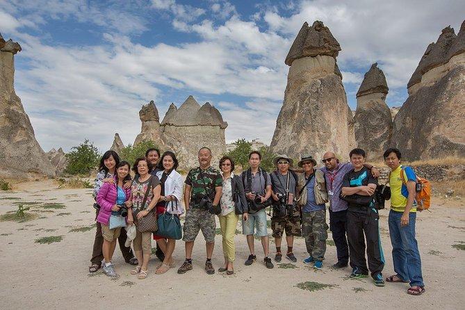 Daily Cappadocia Small Group Tour