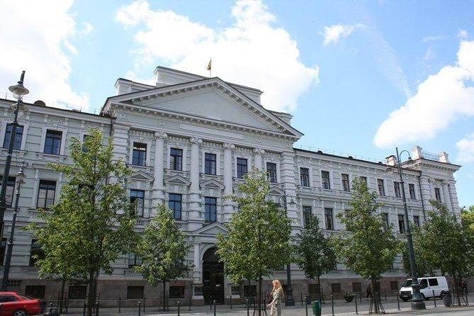 Vilnius' historiske tegn: Lang vei mot frihet