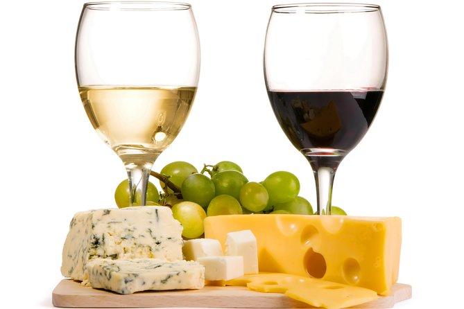 Privat vin og ostsmagningstur i Vilnius