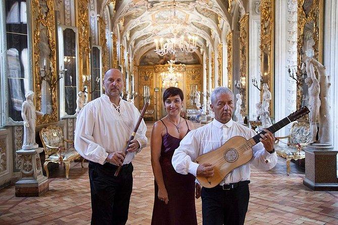 ローマバロックコンサートとパラッツォドリアパンフィリでツアー