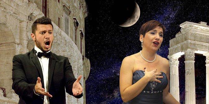 オペラセレナード、ローマの夜にパラッツォドリアパムピリ