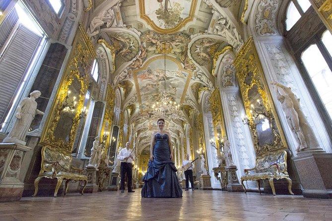 Rome barok concert en tournee in Palazzo Doria Pamphilj