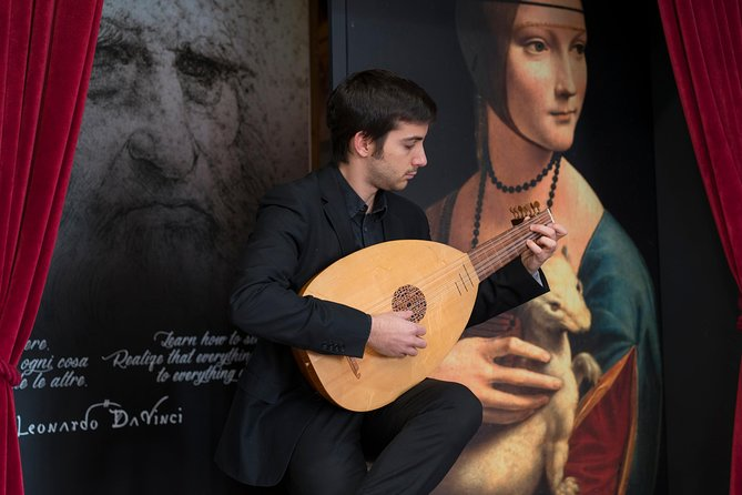 Leonardo in Rome, concert and tour
