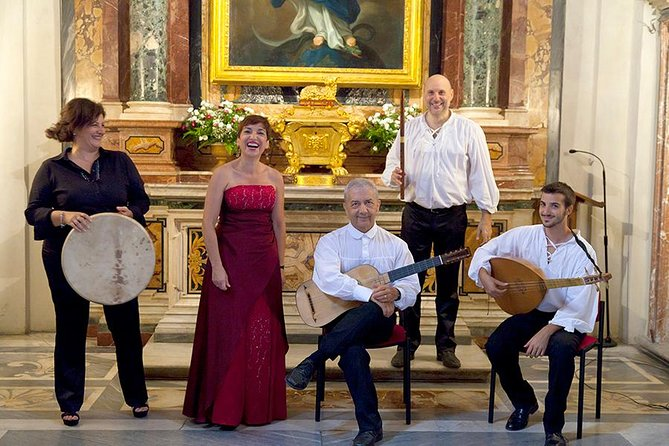 New Year's Baroque Concert at the Doria Pamphilj Gallery Image