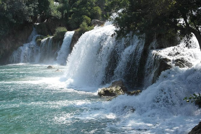 Krka waterfalls - Private tour from Dubrovnik