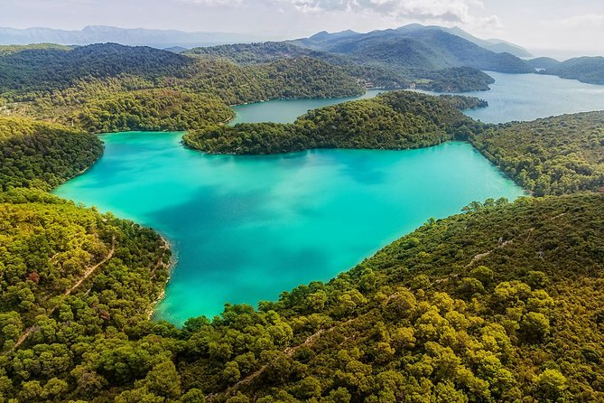 Private Speedboat or Yacht Tour to National Park Mljet Lakes from Dubrovnik